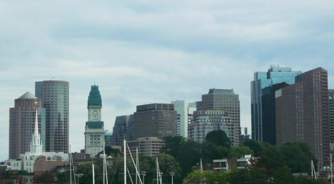 Boston-The Walking City; The Freedom Trail and More